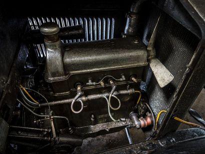 Fiat 509 A coupé Fiat 509 A coupé 1928 N° châssis ou moteur : 237703 En 1925, le...