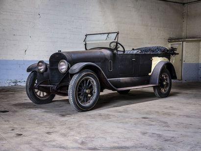 Lincoln Sport Torpedo Lincoln Sport Torpedo 1923 N° châssis ou moteur : 4297 Propriété...