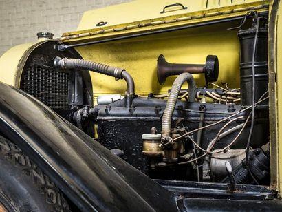 Paterson Torpedo Paterson Torpedo 1922 N° châssis ou moteur : William A Paterson...