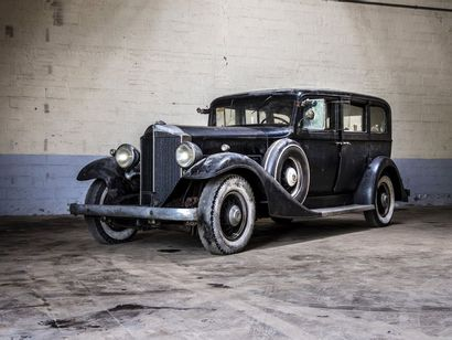 Packard 1004 8 Cylindres Limousine