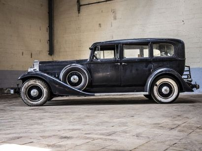 Packard 1004 8 Cylindres Limousine Packard 1004 8 Cylindres Limousine N° châssis...