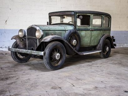 Plymouth commercial Plymouth commercial 1932 N° châssis ou moteur : 8027685 Plymouth...