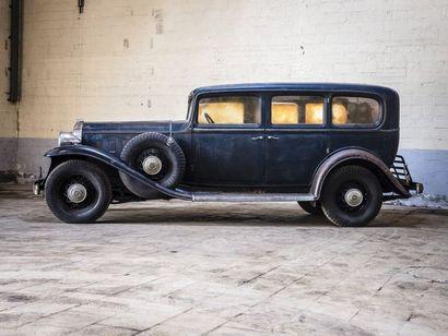 Buick 57 S limousine Buick 57 S limousine 1932 N° châssis ou moteur : Buick représente...