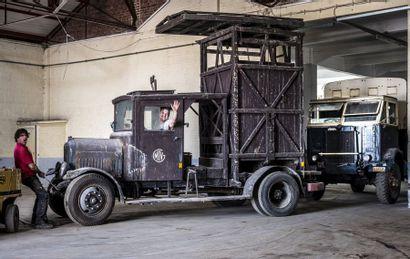 PIPE camion élévateur