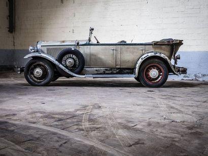 Buick Spécial Torpedo Buick Spécial Torpedo 1932 N° châssis ou moteur : La marque...