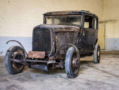 Ford A coupé