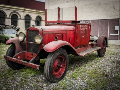 Chevrolet pompiers 6 cylindres