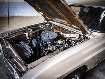 "Ford Capri 1600 Ford Capri 1600 1970 N° châssis ou moteur : GCECML25646 ""Ford Capri,..."