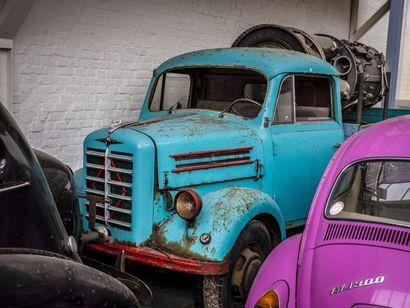 Camion Borgward B 2500
