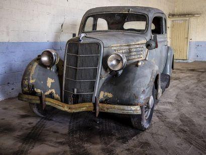 Ford V8 Tudor