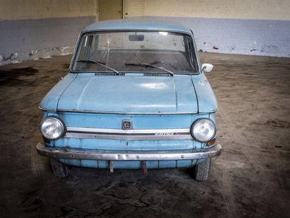 NSU Prinz 4 NSU Prinz 4 1970 N° châssis ou moteur : 3470 1732 77 carte grise belge...