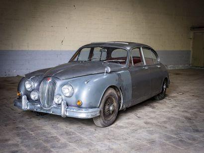 Jaguar MK2 3,4L automatique