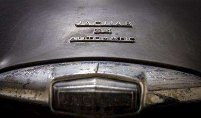 Jaguar MK2 3,4L automatique Jaguar MK2 3,4L automatique N° châssis ou moteur : 178...