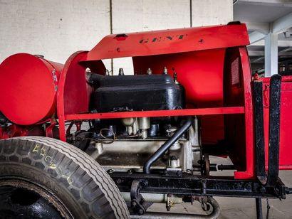 Moto pompe Callens Moto pompe Callens circa 1940 N° châssis ou moteur : Cette Moto...
