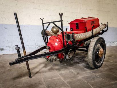 Moto pompe Wasterlain