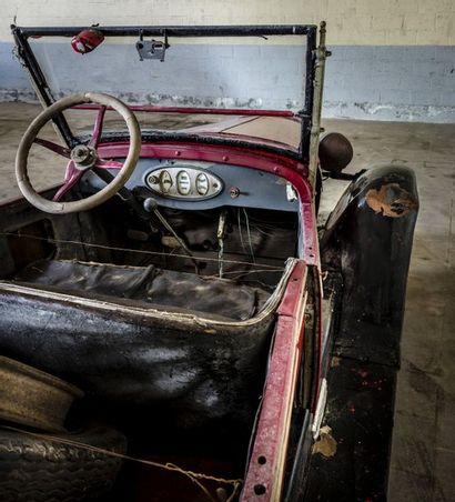 Chevrolet série K Torpedo Chevrolet série K Torpedo 1925 N° châssis ou moteur : Louis...