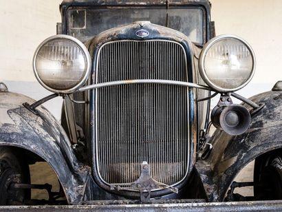 Ford A Tudor Ford A Tudor 1932 N° châssis ou moteur : Produite à plus de 4,8 millions...