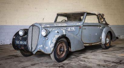 Delahaye 148L cabriolet