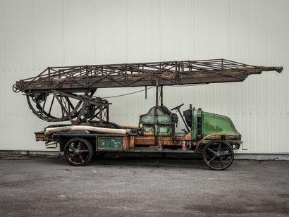 Camion pompier Renault type v36