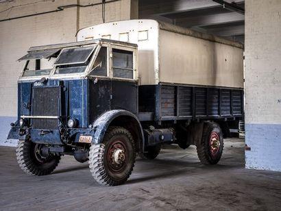 Albion FT11 camion livraison