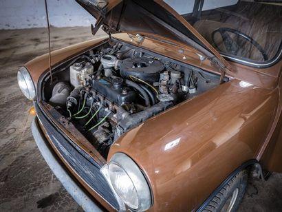 Mini 850 Mini 850 N° châssis ou moteur : XK251001182760 pas de titre de circulation...