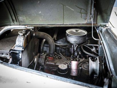 Dodge Ambulance Job rated Dodge Ambulance Job rated 1954 N° châssis ou moteur : 81475946...