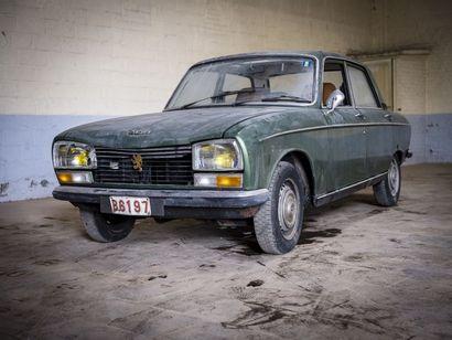 Peugeot 304 Berline 1974