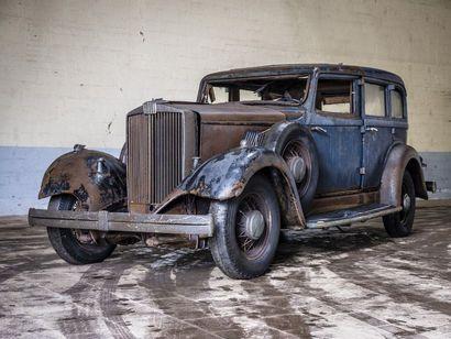 Hupmobile Limousine 8 cylindres