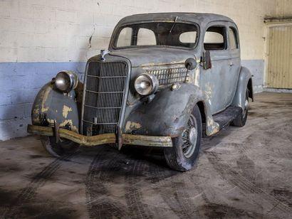 Ford Tudor V8