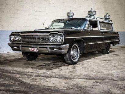 Chevrolet Impala corbillard