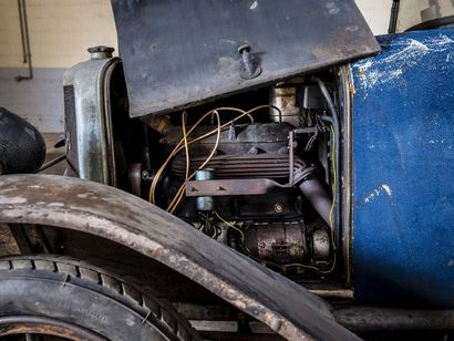 Panhard Levassor Torpedo X36 Panhard Levassor Torpedo X36 1923 N° châssis ou moteur...