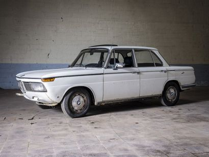 BMW 2000 berline, automatique