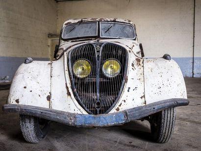Peugeot 402B Peugeot 402B N° châssis ou moteur : sans titre de circulation Produite...