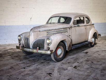 Studebaker coupé