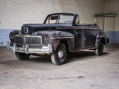 Mercury Eight Cabriolet