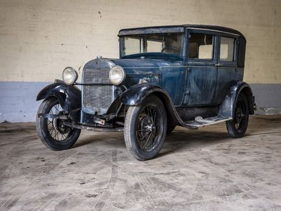 Ford A berline