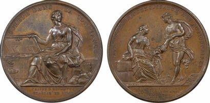 Louis XVI, la Caisse d'Escompte de Paris (assemblée générale du 16 avril), par Duvivier, 1778 Paris