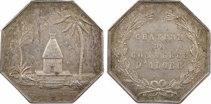 Algérie, Chambre de commerce d'Alger, s.d. (1845-1860) Algérie, Chambre de commerce...