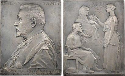 Chaplain (J.-C.) : le professeur Lannelongue, 1901 Paris