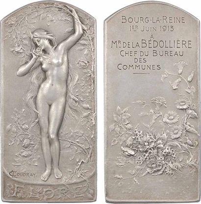 Coudray (Louis) : Flore, s.d. (1913) Paris