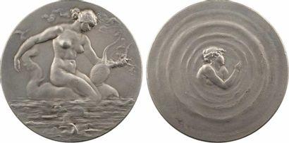 Desbois (J.) : Amphitrite, SAMF N°130, 1902 Paris