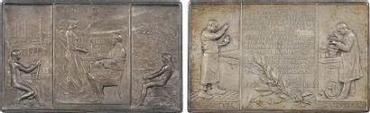 Roty (L.-O.) : 50e anniversaire de Christofle, 1892 Paris