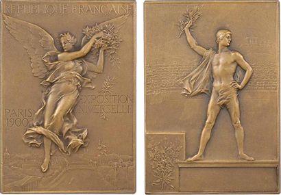 Vernon (F.) : Exposition Universelle et Jeux Olympiques de Paris, 1900 Paris