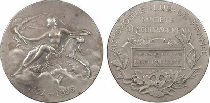 Daniel-Dupuis (J.-B.) : Automobile Club de France, grand prix au Comte d'Aubigny,...