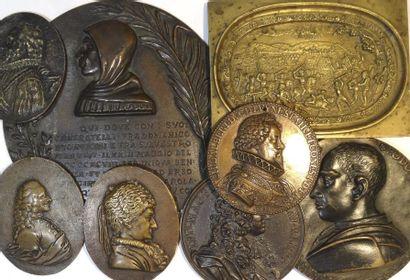 Ancien Régime, France et Monde, lot de 8 fontes Ancien Régime, France et Monde, lot...