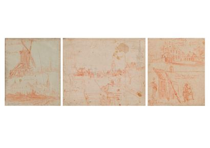 JAN ANTON GAREMYN (BRUGES 1712 - 1799)