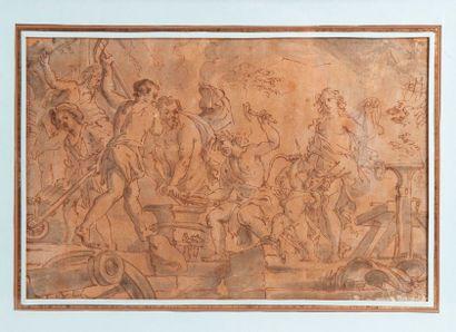 ATT. À PHILIBERT BENOIT DE LA RUE (1718 - 1780)