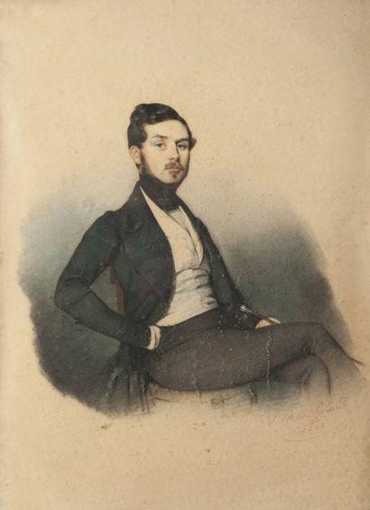 CLOTILDE GERARD (1806-1904)