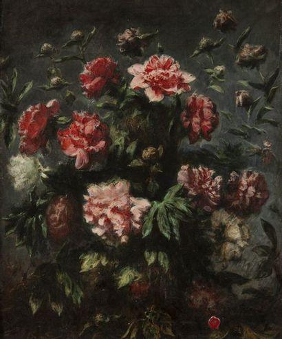 Eugène DELACROIX (Charenton Saint Maurice 1798 - Paris 1863)