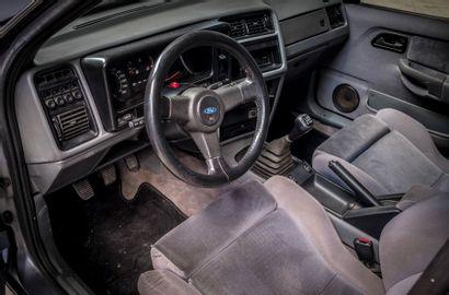 Ford Ford  Sierra Cosworth  1991  Titre de circulation français  N° de châssis :...